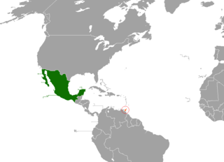 Mexico–Trinidad and Tobago relations Diplomatic relations between the United Mexican States and the Republic of Trinidad and Tobago
