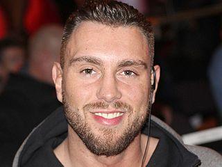 Michael Duut Dutch kickboxer