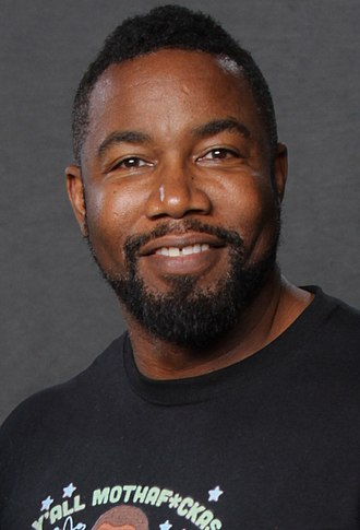 Michael Jai White - White at the MagicCity ComicCon, January 2016