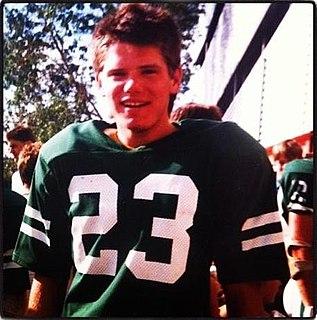 Michael Lazecki Canadian football player (1965-2003)