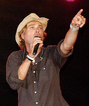 Michael W. Smith - Michael W. Smith during a concert in Bloomsburg, Pennsylvania in 2005