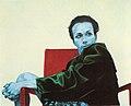 Michel, 1988, Öl auf Leinwand, 85 x 105 cm.jpg