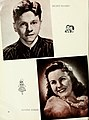 Mickey Rooney and Deanna Durbin, Boxoffice Barometer, 1939.jpg