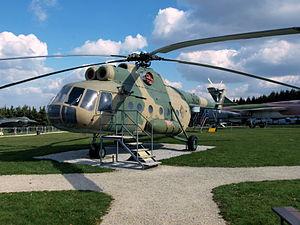 Mil Mi-8T 'Hip-C' - 909 - East-German Air Force pic1.JPG