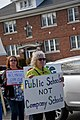 Milwaukee Public School Teachers and Supporters Picket Outside Milwaukee Public Schools Adminstration Building Milwaukee Wisconsin 4-24-18 1027 (40833961615).jpg