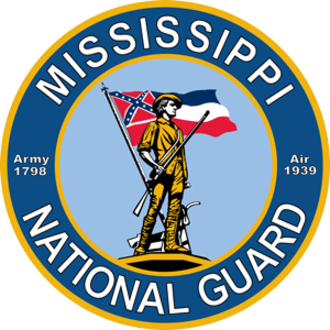 Seal of Mississippi - Image: Mississippi National Guard logo