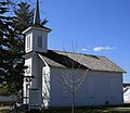 Mitchellville Iowa 20100328 Universalist Church.JPG