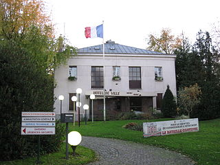 Mitry-Mory Commune in Île-de-France, France