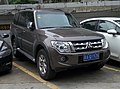 Mitsubishi Pajero CN Spec V6 3.0L(After First Minor change)12.jpg