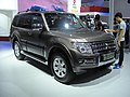 Mitsubishi Pajero CN Spec V6 3.0L In the 14th Guangzhou Autoshow 10.jpg