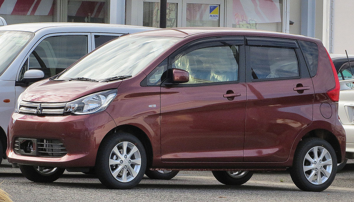 Mitsubishi eK - Wikipedia