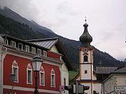 Saint Leonard's Church in Mittersill, Austria