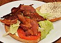 Mmm... BLT on wheat toast with mayo (7529612986) (2).jpg