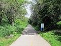 MoPac Trail East (entrance at Novartis Trailhead), Lincoln, Nebraska, USA.jpg
