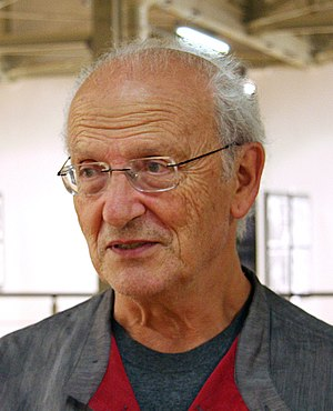 Jean Giraud - Giraud at the International Festival of Comics in Łódź, October 2008