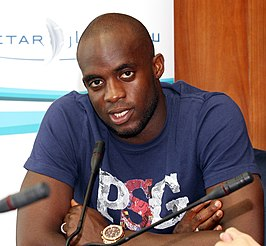 Mohamed Sissoko in 2012.