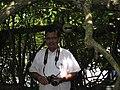 Moi in the mangroves- on land (7567676216).jpg