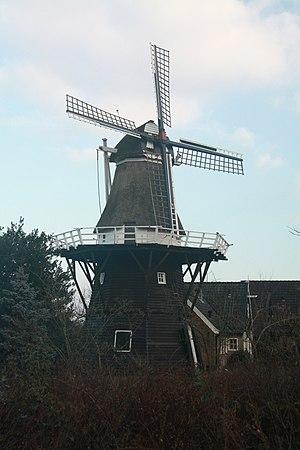 Molen van Vledder - Image: Molen van Vledder 2