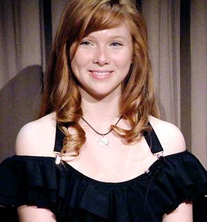 Molly Quinn - Quinn in 2010