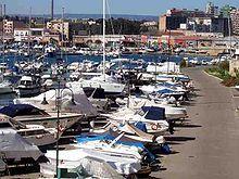 Il porto turistico di Taranto