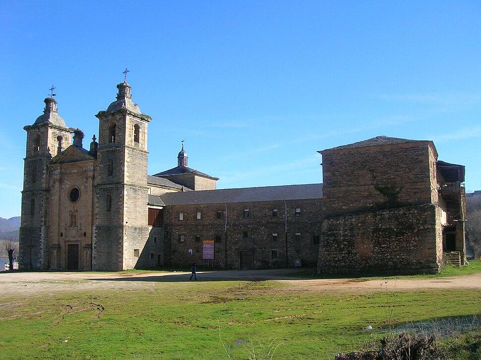 Monasterio de San Andrés de Vega de Espinareda (422509303)