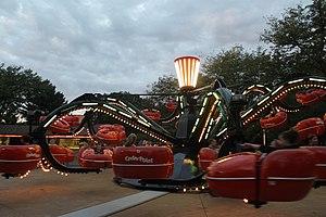 Monster (ride) - Monster in Cedar Point