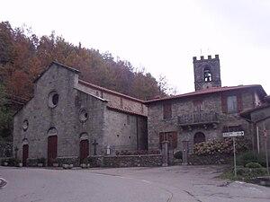 Montemignaio - Church of Santa Maria Assunta