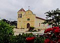 Monterey, California - Cathedral of San Carlos Borromeo (Royal Presidio Chapel ) - panoramio.jpg