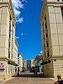 Montpellier - Antigone - Place de Thessalie - View East - All by Riccardo Bofill.jpg