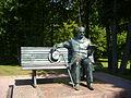 Monument to Tchaikovsky, Klin.JPG