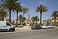 Monumento ai caduti in piazza Pegli, Carloforte, Isola di San Pietro, Carbonia-Iglesias, Sardinia, Italy - panoramio (1).jpg