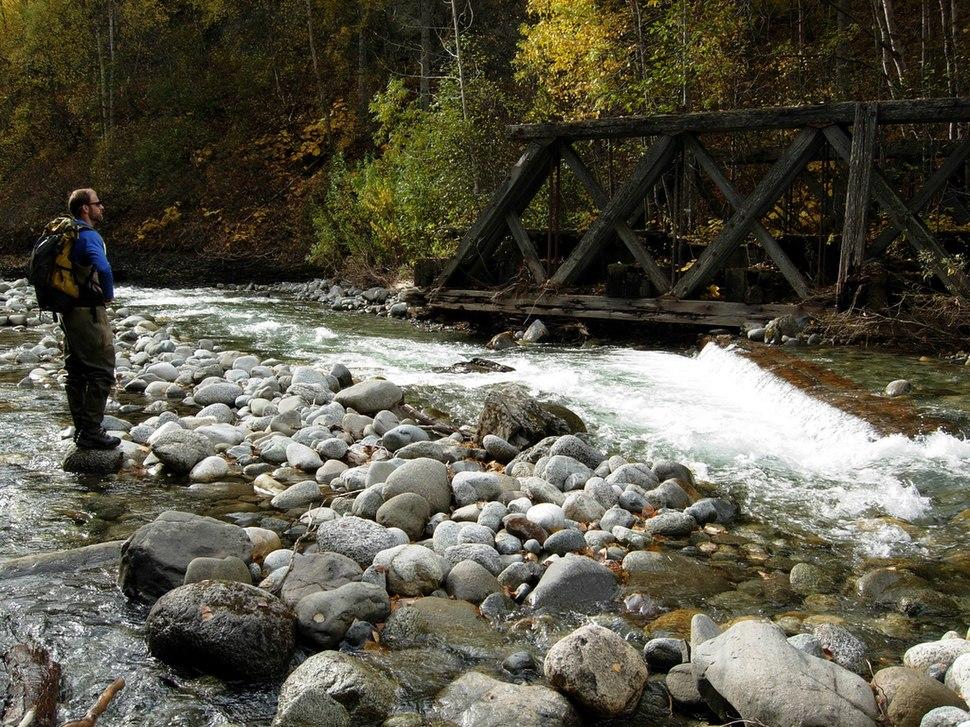 Moose Creek Bridge, Alaska (5014914463)
