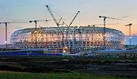 Mordovia-Arena stadium(building)