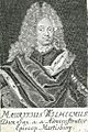 Moritz Wilhelm, Herzog von Sachsen-Merseburg 2.JPG