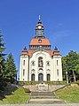 Moritzburg - evang.-lutherische Moritzburger Kirche.JPG