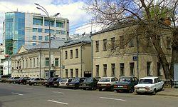 воронцовский переулок д 5/7:
