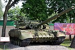 Moscow Suvorov Military School armored vehicles and tanks collection Part2 22.jpg
