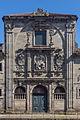 Mosteiro das madres mercedarias descalzas. 1671. Santiago de Compostela - Galiza.jpg