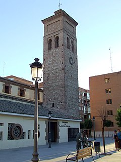 Móstoles Municipality in Community of Madrid, Spain