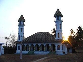veranda xhamia