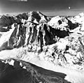 Mount Crillon, mountain glaciers and icefall, September 12, 1973 (GLACIERS 5345).jpg