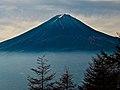 Mount Fuji from Onigatake, 2008.jpg