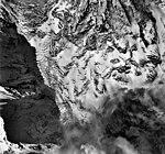Mount Spurr, mountain glaciers with bergschrund, September 22, 1992 (GLACIERS 6894).jpg