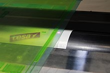 Precision mounting of flexo plates
