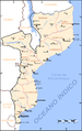 Mozambique map cities.png