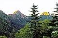 Mt.Akadake from Mt.Akaiwanoatama 03.jpg