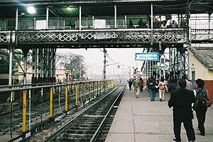 Mughalsarai - Image: Mughalsarai Station 2