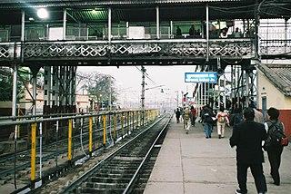 Mughalsarai Junction railway station Railway station in the Indian state of Uttar Pradesh