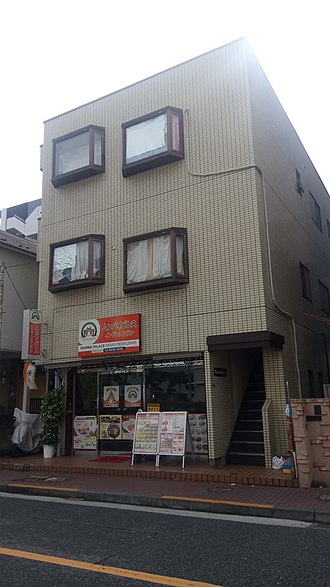 Indians in Japan - An Indian restaurant in Tokyo