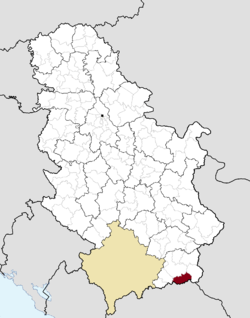 Municipalities of Serbia Trgovište.png